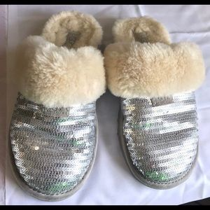 Ugg Sequin Slippers